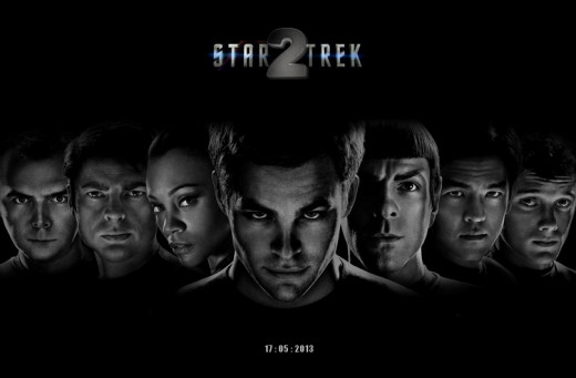 Star Trek 2 - Into Darkness Cast