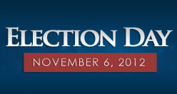 U.S. Election Day 2012: Romney or Obama?
