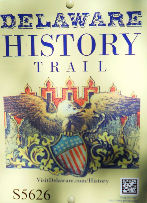 The Delaware History Trail is a collection of the best historical sites throughout the state.