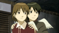 Anime Reviews: Haibane Renmei