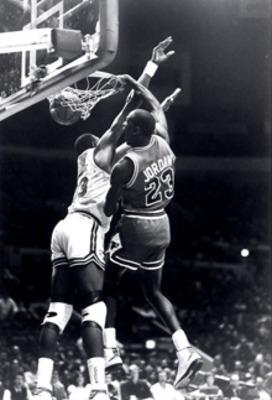 """Jordan Brings his """"A"""" Game!"""