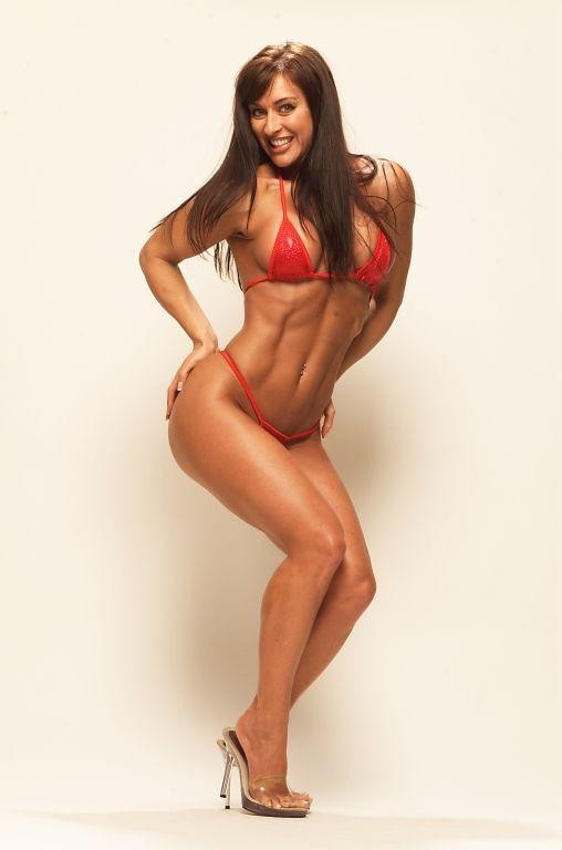 Former IFBB Figure Competitor Tammy Pies