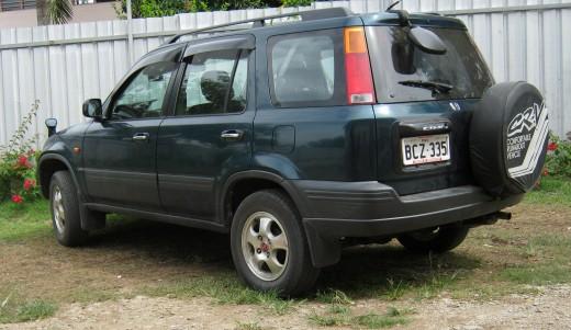 a used car
