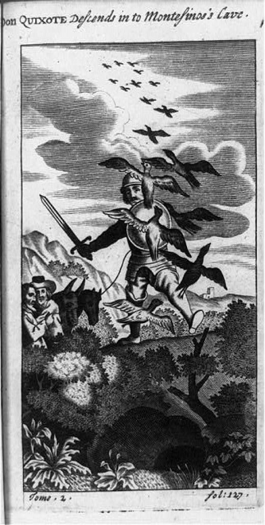 Cervantes' Don Quixote