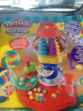 Review of The Play-Doh Sweet Shoppe Candy Cyclone Playset