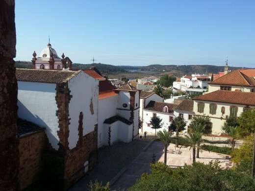 Another view from the castle