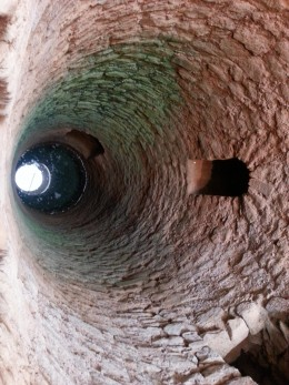 Well-cistern