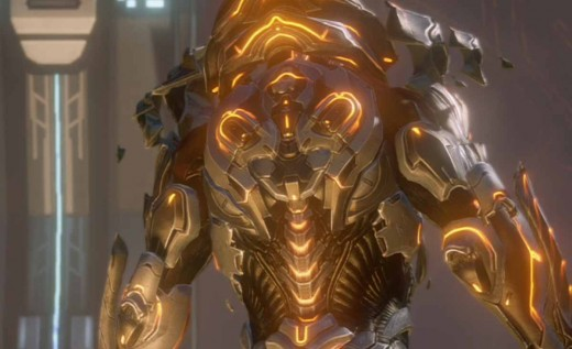 Halo 4 Get to the Pylons to contact Infinity........ no, the ancient enemy is released instead