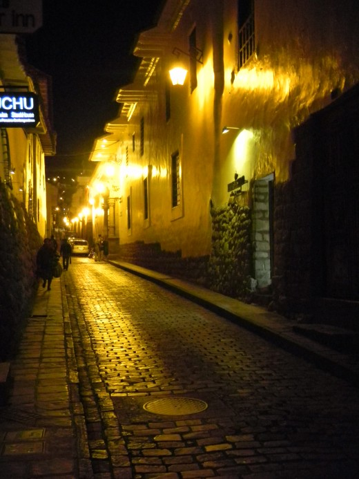 street view. Delimonasterio on the right hand side followed by the 5 star hotel Monasterio