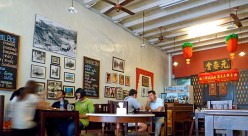 Little Shop of Nostalgia - Review of Kopitiam Café and Restaurant, Old Phuket Town, Thailand