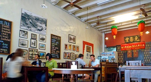 Experience the yesteryear charm at Kopitiam