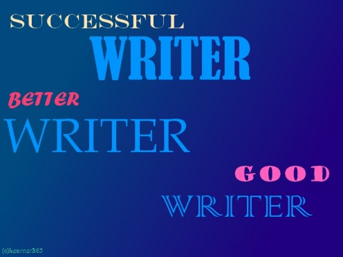 A successful writer carries certain traits and features that help him in becoming a better writer. Qualities like being persistent,original, and creative are the ones that help to greater extent in becoming a success at writing.