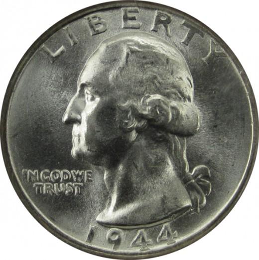 I love silver quarters!