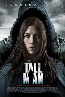 Theatrical poster for The Tall Man