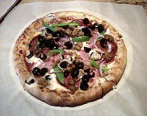 RBP Works Pizza