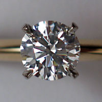 What does the engagement ring mean?