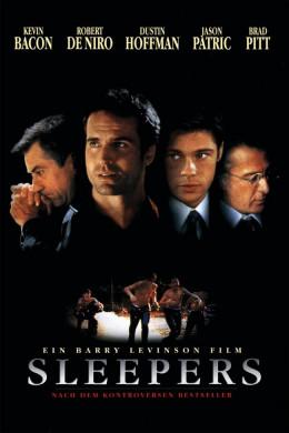 Sleepers (1996) German poster