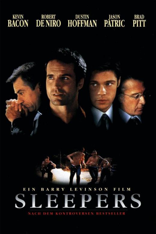 Sleepers (1996) German poster
