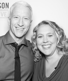 Blogger of the Day for Anderson Cooper 2012