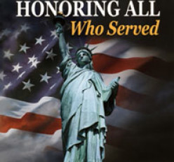 Honor American Veterans on Veterans Day