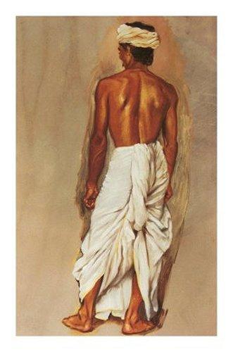 Indian Dhoti