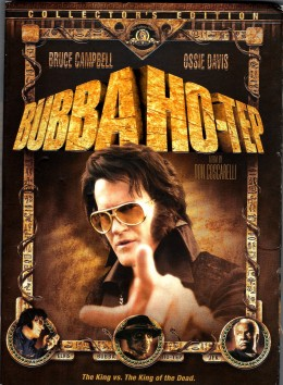 Bubba Ho-Tep tells the story of a mummy trying to come back to life by killing and consuming the souls of elderly nursing home residents.