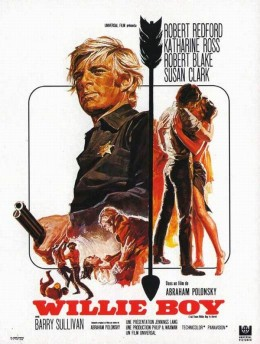 Tell Them Willie Boy is Here (1969) French poster