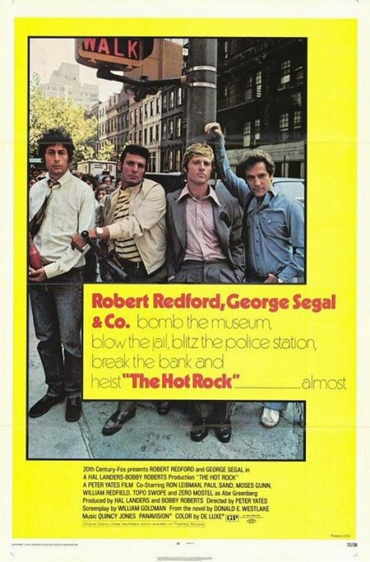 The Hot Rock (1972)