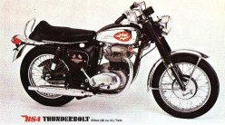 from A Squandered Life / Motorcycles   '69