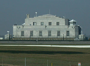 The United States Bullion Depository in Kentucky.