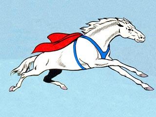 Comet The Super-Horse Biron