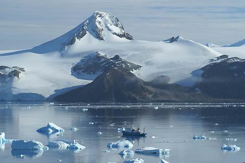 The Antarctic Peninsula