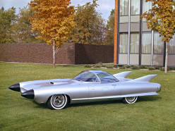Cadillac Cyclone: cool and crazy concept cars