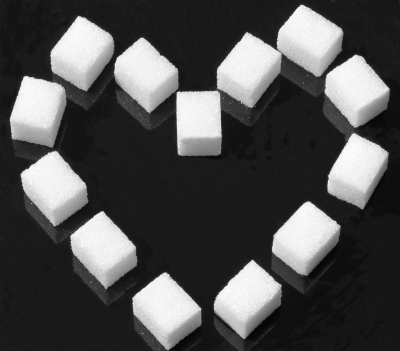sugar cubes may be broken up and used instead  of granulated sugar for exfoliating the skin.