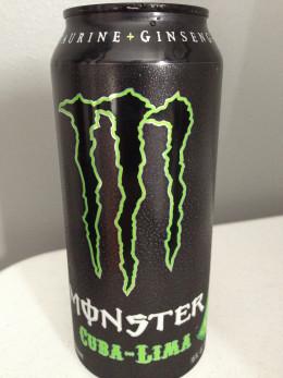 New - Monster Energy Cuba Lima Reviews Brand Information Monster ...