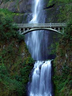 Visit Multnomah Falls