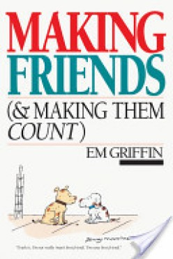 "Book Review of ""Making Friends (& Making Them Count)"" by Em Griffin"