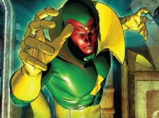 The Vision (Marvel Comics)