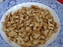 Roasted Pumpkin Seeds: A Tasty Snack for Halloween