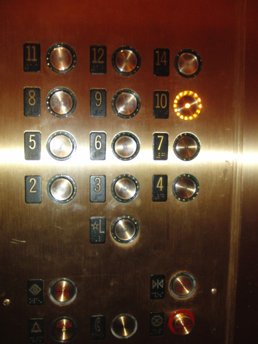 The missing of the thirteenth floor