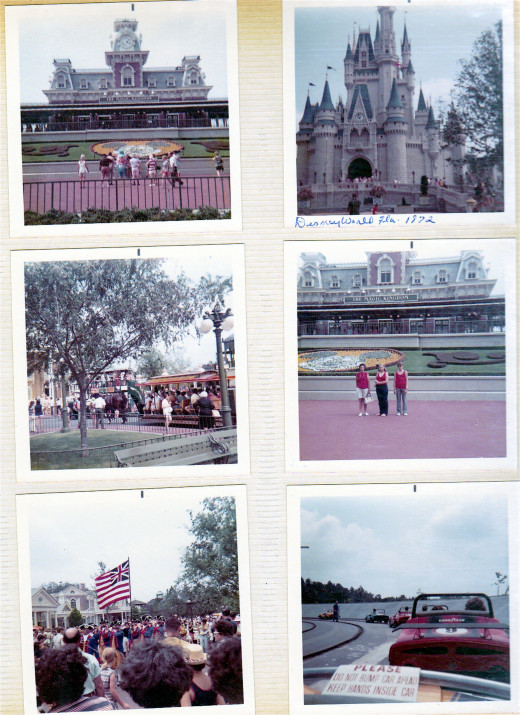 photo album scanned