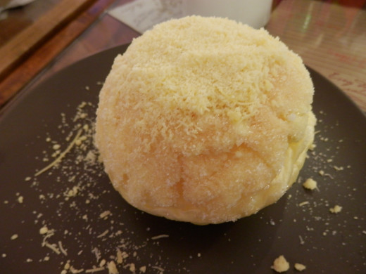 Ensaymada is just perfect!