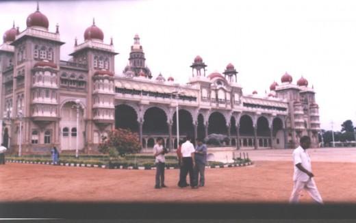 1. Mysoor Palace
