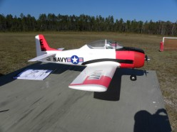 T-28 RC Plane by Parkzone