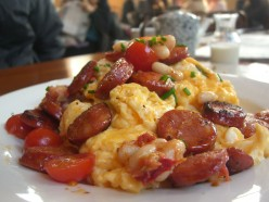"Great ""Small"" Breakfasts in Restaurants and Cafes  in Irvine, California"