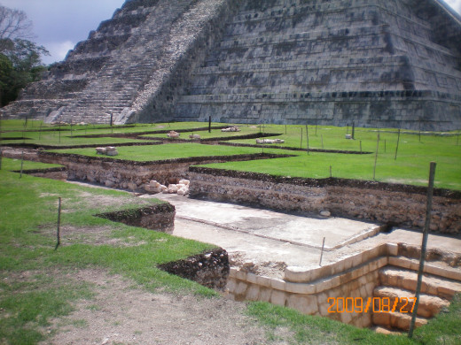 Excavations at Chichen Itza are continuing   today and are on going to learn as much as possible about the ancient Maya civilization and this great city.