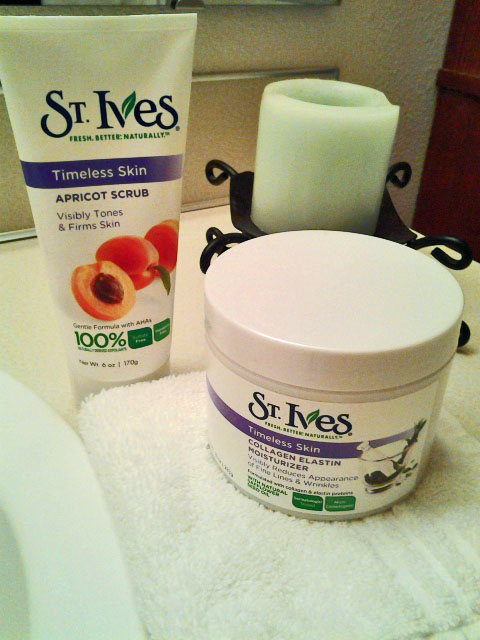 St.Ives Skin Care Products
