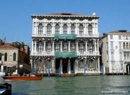The Venitian Palace Occupied By Porter in the 1920s.