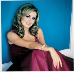 Katherine Jenkins Information, Pictures and Videos