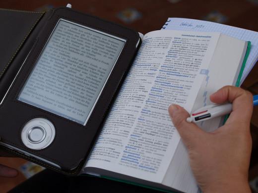 Books and Ebooks